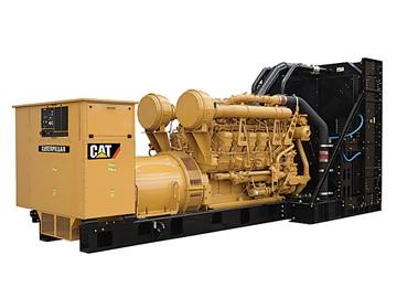 בנפט גנרטור מושתק למכירה או להשכרה | CAT | טרקטורים וציוד I.T.E TI-27