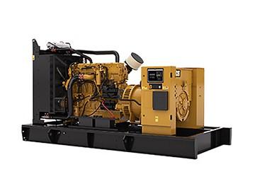 מעולה  גנרטור מושתק למכירה או להשכרה | CAT | טרקטורים וציוד I.T.E CE-07