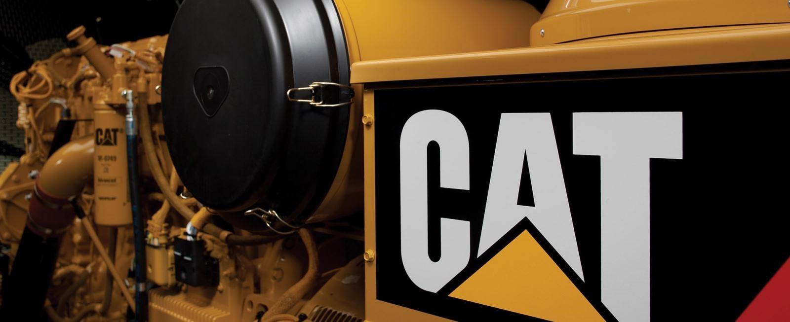 ברצינות גנרטור דיזל למכירה מבית קטרפילר | CAT | טרקטורים וציוד I.T.E RW-35